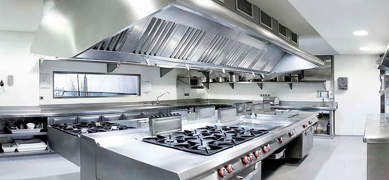 ایمنی آشپزخانه صنعتی