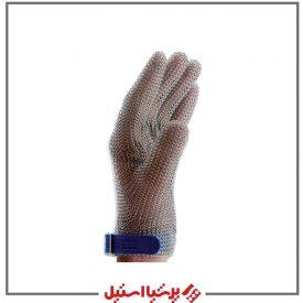 دستکش استیل کوتاه