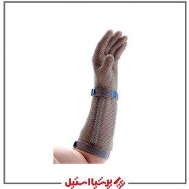 دستکش بلند استیل