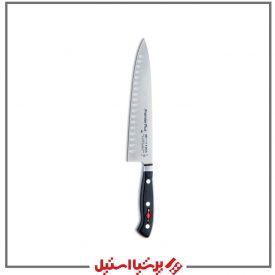 چاقو آسیایی سرآشپز حبابدار P