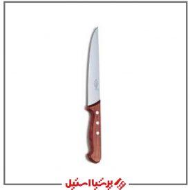 چاقو برش دسته چوبی