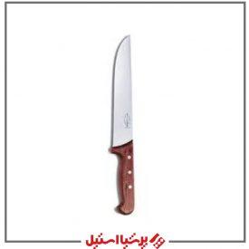 چاقو قصابی دسته چوبی