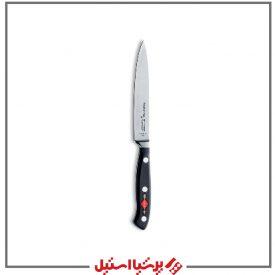 چاقو پوست کندن ته تیغ گرد P